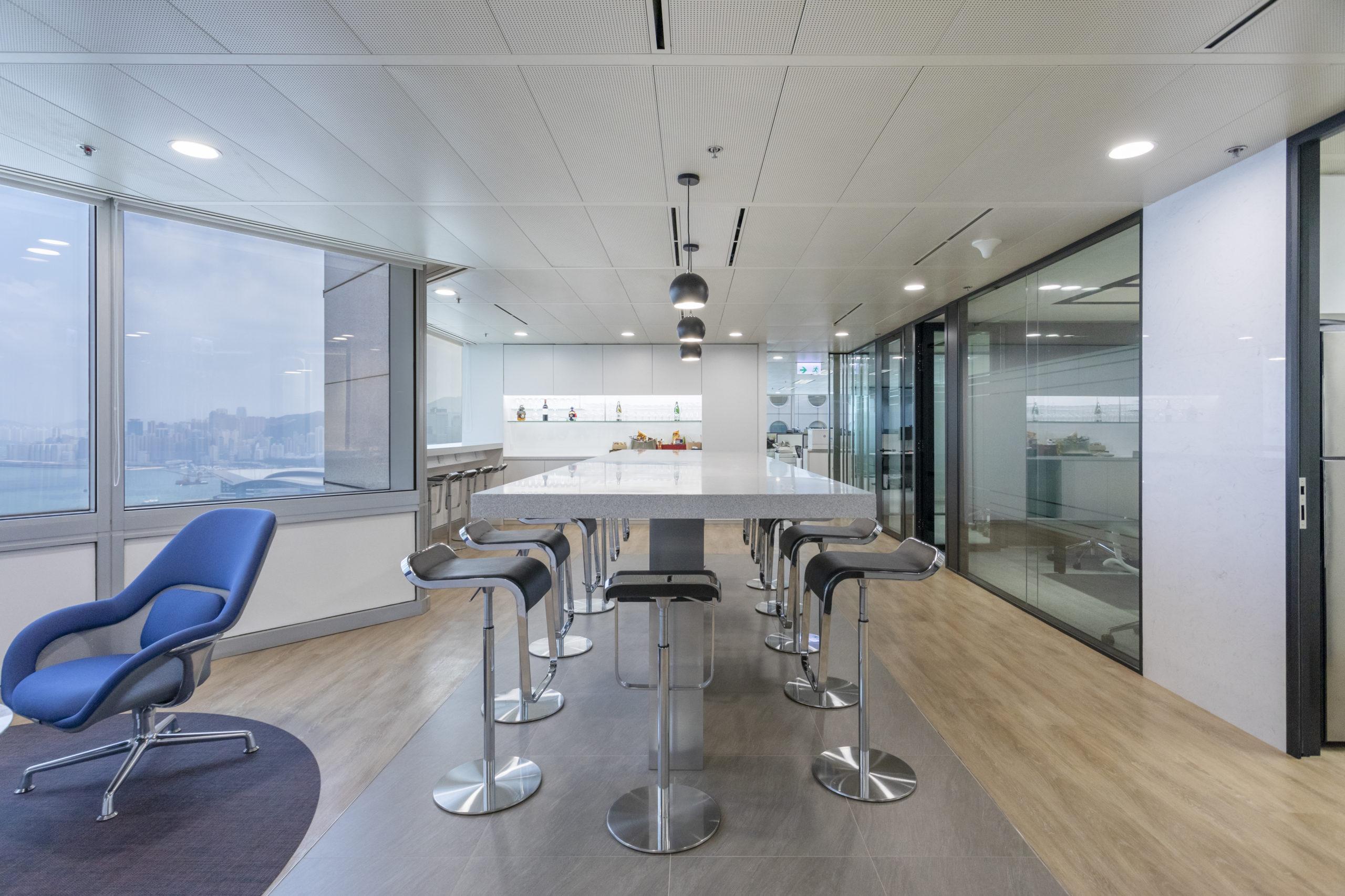 BGIS // Green Court Capital Management