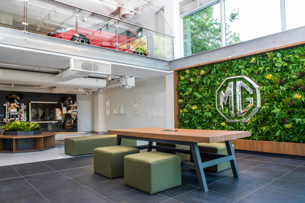 MG - Sydney CBD - MG Showroom Design