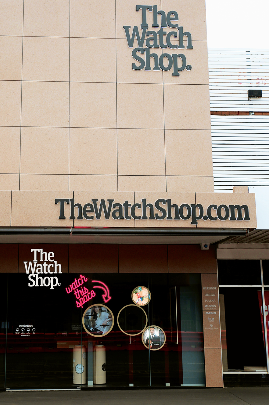 The Watch Shop