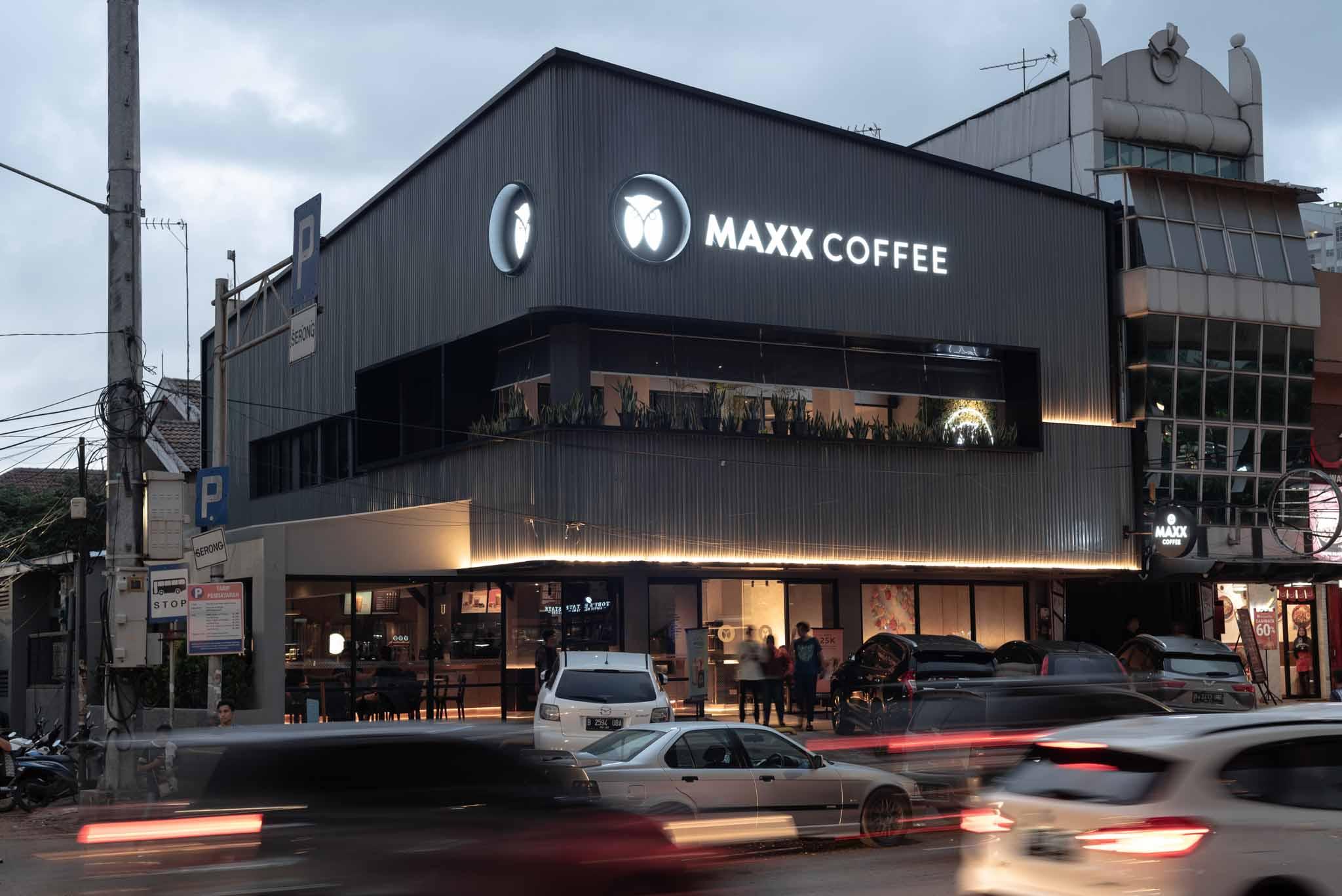 Maxx Coffee Kelapa Gading