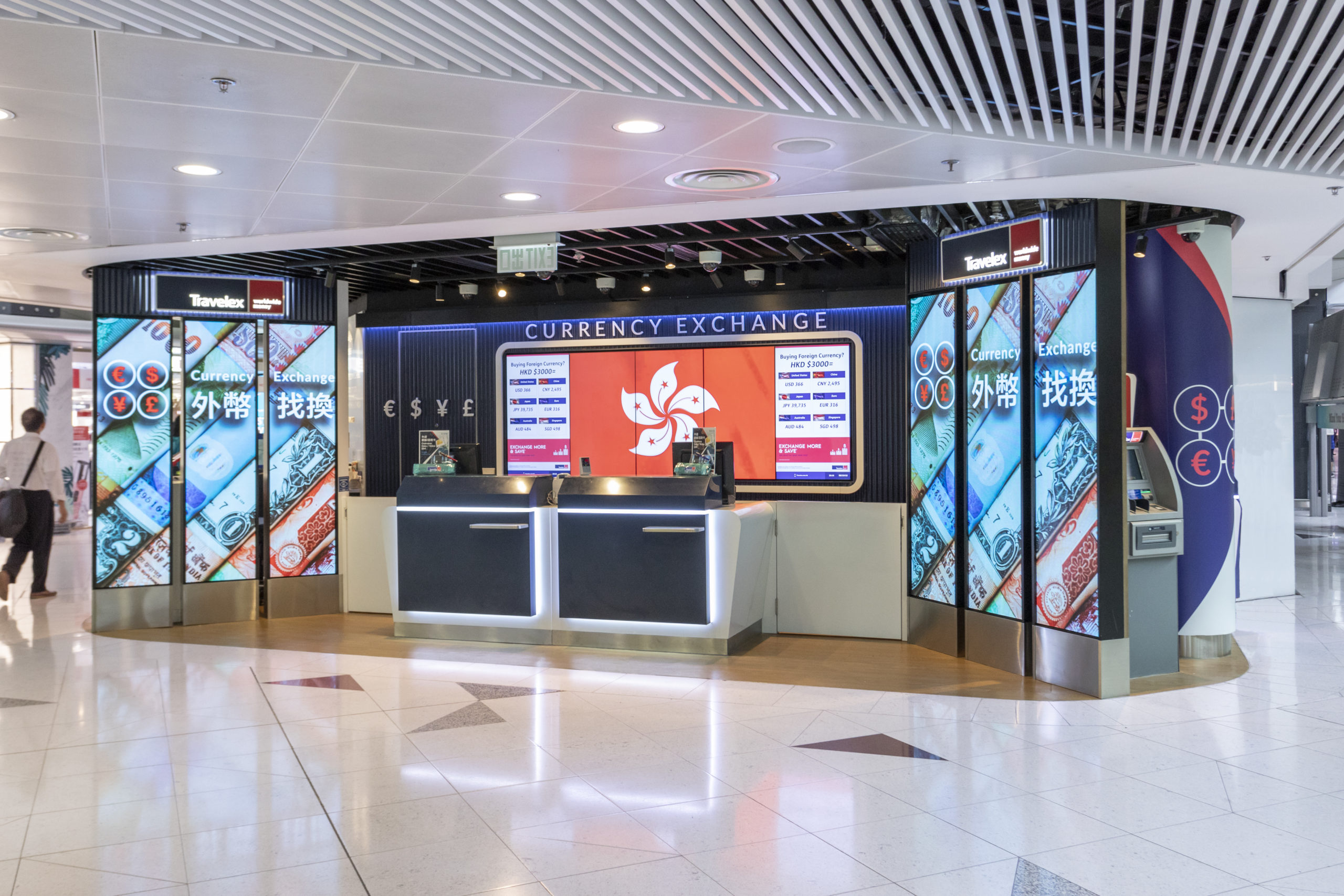 Hong Kong's Leading Banking Design Experts